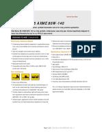 Shell Spirax s6_axme 80w-140 Usa