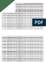Resultado Parcial the 2015_dia 21-11-14