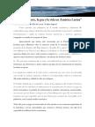 Carta Socio Ambiental de Villa de Leyva