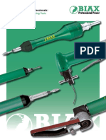 BIAX-Pneumatic Tools for Professionals