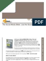 Social Media Bible Essentials OCT09