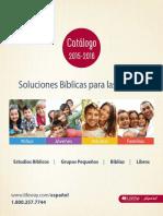 Spanish Catalog 2015 16pdf