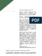 Corte Constitucional de Colombia - Sentencia T-303-16