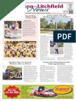 Hudson~Litchfield News 8-5-2016