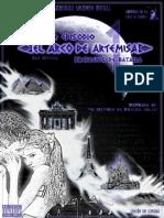 Gaburah Lycanón - El Arco de Artemisa - Primer Episodio - VERSIÓN ESPECIAL-DIGITAL - 478 Pág