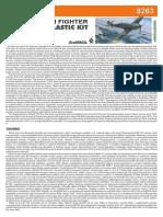 Eduard Bf 109 1:48 (8263)
