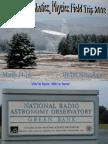 2008 NRAO Field Trip