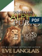 1. When an Alpha Purrs - Eva Langlais .pdf