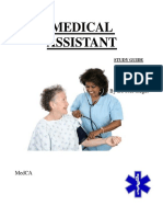 Medical Assistant Study Guide