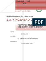 Trabjo_inv_sistemas Telemetricos en Mediciones Hidrologicas_lenin