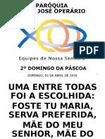 Santa Missa ENS- 03-04-2016 1