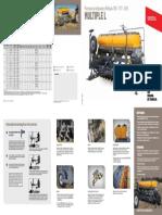 IMP Multiple L Plantadora Adubadora BAIXA FOP
