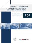 Marco de Criterios e Indicadores Ibpe-fondep (Primera Version)