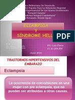 Eclampsia y Sx de Hellp