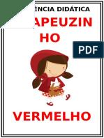SEQUÊNCIA DIDÁTICA Chapeuzinho Vermelho