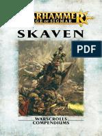 Warscroll Skaven