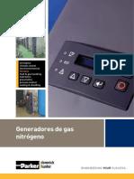 Generador Gas Ni - Brochure