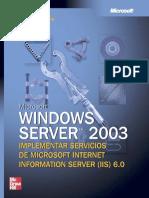 IIS Windows Server 2003 - Español