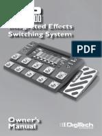 RP1000 Manual