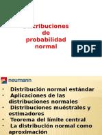 Distribucion Normal 2014 ESTADISTICA II