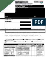 Ficha de Evaluación de Desempeño