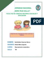 11. Didactica de Lamatematica Para La Escuela Prim