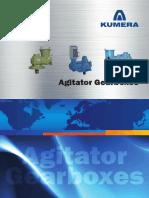 Agitator Gear Bock