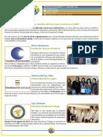 Boletín de noticias RIET N° 4 – septiembre 2015