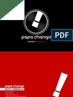 Presskit 2014 Papá Changó