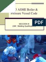 ASME IX - Parte 2