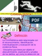 Criminalística - Principios