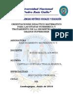 9. Orientaciones Didactico en Los Grados Superiores