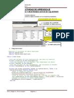 Acceso a Datos Con Visual Basic