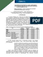 O LABORATÓRIO DE ENSINO DE MATEMÁTICA COMO COMPONENTE CURRICULAR NAS INSTITUIÇÕES PÚBLICAS DE EDUCAÇÂO SUPERIOR DO RIO GRANDE DO SUL