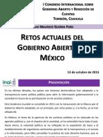 Present RetosGAenMexico OMGF 131015 2