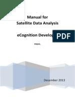 Manual for Satellite Data Analysis ECognition Developer