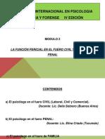 Módulo II Fuero Civil_Presentacion