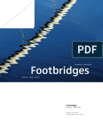 Footbridges Construction- Design- History