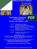 Vinayaka Chathurthi