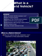 01 What is a Hybrid Vehicle