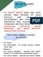 Promkes Air Bersih