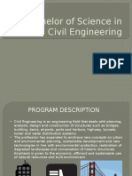 Civil Engineering Che01