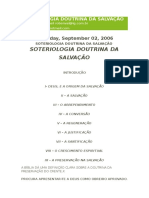 SOTERIOLOGIA DOUTRINA DA SALVAÇÃO.docx