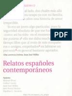 Relatos Espanoles