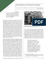 Gasto Municipal-objetivos y Factores Politicos