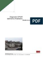 Exemple Rapport EPIQR