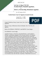 Fed. Sec. L. Rep. P 92,710 Stanley S. Pearlstein v. Scudder & German, a Partnership, 429 F.2d 1136, 2d Cir. (1970)
