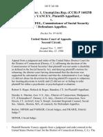 57 soc.sec.rep.ser. 1, unempl.ins.rep. (Cch) P 16025b Burnette Yancey v. Kenneth S. Apfel, Commissioner of Social Security, 145 F.3d 106, 2d Cir. (1998)