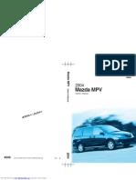 Mpv Owners Manual