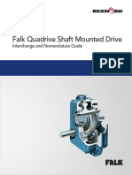 371 810 Falk Quadrive Shaft Mounted Drive Interchange Guide